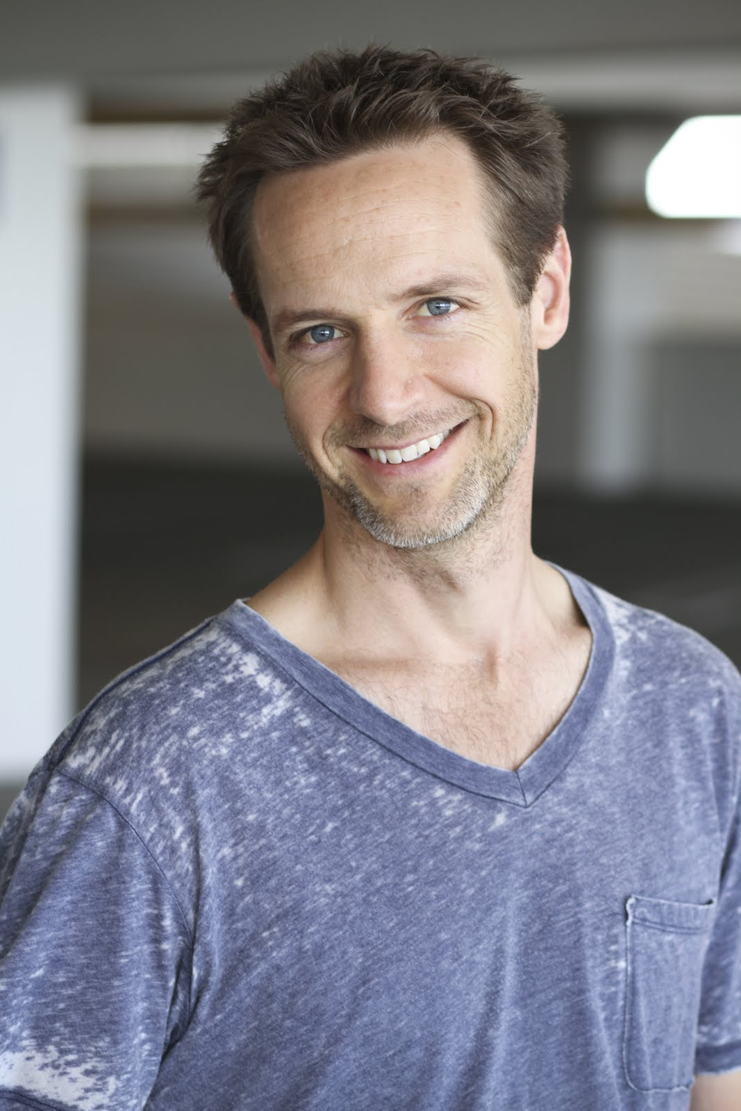 Christopher Rob Bowen - Commercial Headshot