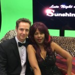 Christopher Rob Bowen interview on cable show Late Night with Sunshine.