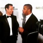 Red Carpet interview with Christopher Rob Bowen at Oscar's After Party.
